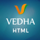 Vedha - Corporate HTML template - ThemeForest Item for Sale