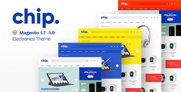 Chip – Responsive Magento 2 Theme