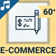 e-Shop and e-Commerce Icons and Elements - VideoHive Item for Sale