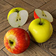 Apples - 3DOcean Item for Sale