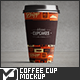 Coffee Cup Mock-Up - GraphicRiver Item for Sale