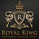 Royal King Logo Template - GraphicRiver Item for Sale