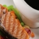 Preparing Salmon Fillets Stock Footage Food - VideoHive Item for Sale