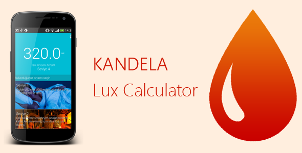 Kandela — LUX Calculator - CodeCanyon Item for Sale