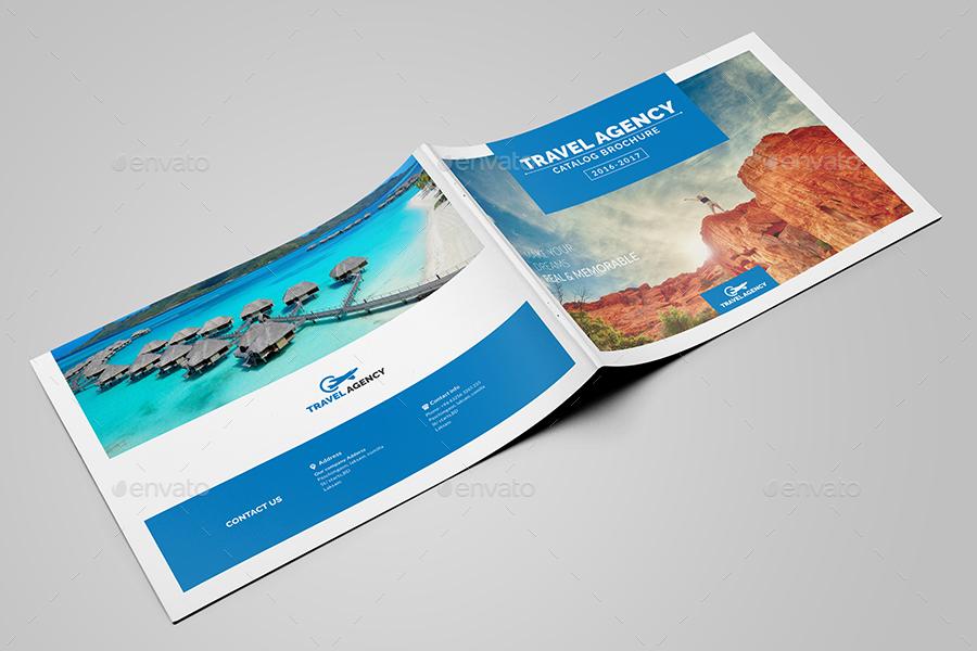Travel Catalog / Brochure by Al-Mamun | GraphicRiver