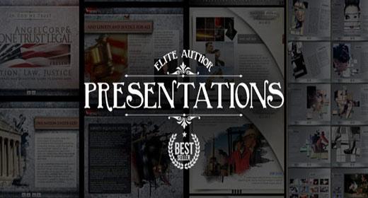 Presentations & Catalogs
