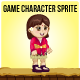 South East Asian Girl Sprite Character - GraphicRiver Item for Sale