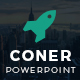Coner Powerpoint Template - GraphicRiver Item for Sale