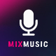 MixMusic -  Music, Band & Radio Template Nulled