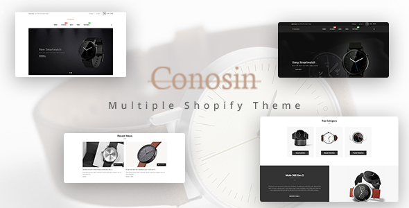 Ap Conosin Drag And Drop Shopify Theme
