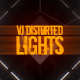 VJ Distorted Lights (4K Set 7) - VideoHive Item for Sale