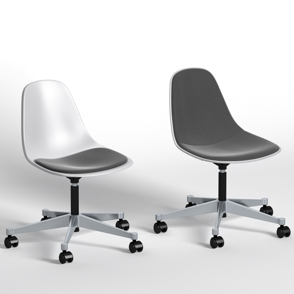 Eames Plastic Side Chair PSCC   3DOcean Item For Sale · 1.png ...