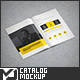 Brochure / Catalog Mock-Up - GraphicRiver Item for Sale