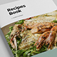 Cookbook / Recipe Book - GraphicRiver Item for Sale