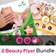 Spa / Beauty Flyer Bundle V6