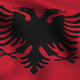 Albania Flag Background - VideoHive Item for Sale