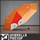 Umbrella Mock-Up - GraphicRiver Item for Sale