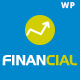 Financial - Business and Financial WordPress Theme Nulled