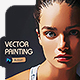 Vector Painting Photoshop Action Nulled