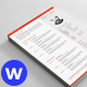Curriculum Vitae - GraphicRiver Item for Sale