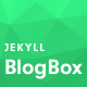 BlogBox - Minimal and Bold Theme for Jekyll - ThemeForest Item for Sale