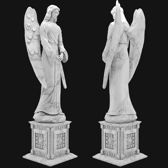Angel - 3DOcean Item for Sale