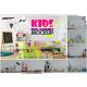 Kids Wall & Frames Mockup - Pack - GraphicRiver Item for Sale