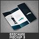 Double Gatefold Brochure Mock-Up 3 - GraphicRiver Item for Sale