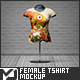Female T-Shirt Mannequin Mock-Up - GraphicRiver Item for Sale