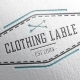 Vintage Vector Badge / Clothing Label - GraphicRiver Item for Sale