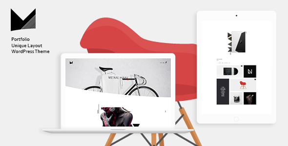 Maav – Creative Agency & Portfolio WordPress Theme