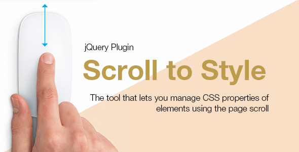 Scroll to Style jQuery Plugin - CodeCanyon Item for Sale