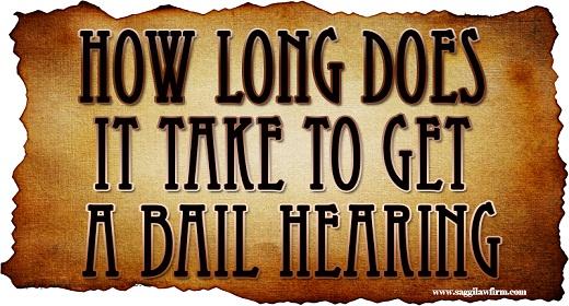 bail revocation hearing brampton