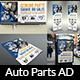 Auto Parts Advertising Bundle