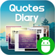 Quotes Diary - Android App