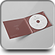 CD Pack Mock-up - GraphicRiver Item for Sale