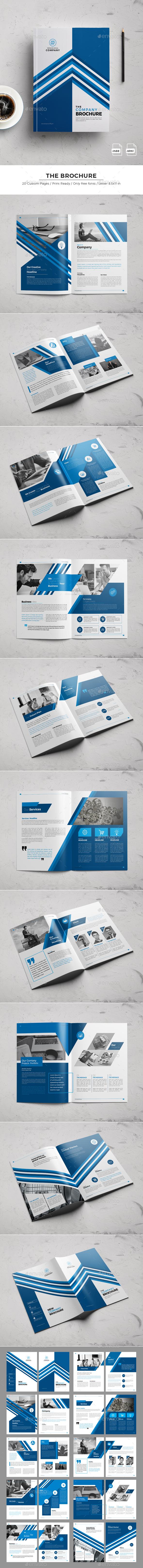 The Brochure - Corporate Brochures