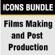 Films Making and Post Production - GraphicRiver Item for Sale