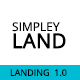 Simply land - Agency landing HTML Template Nulled