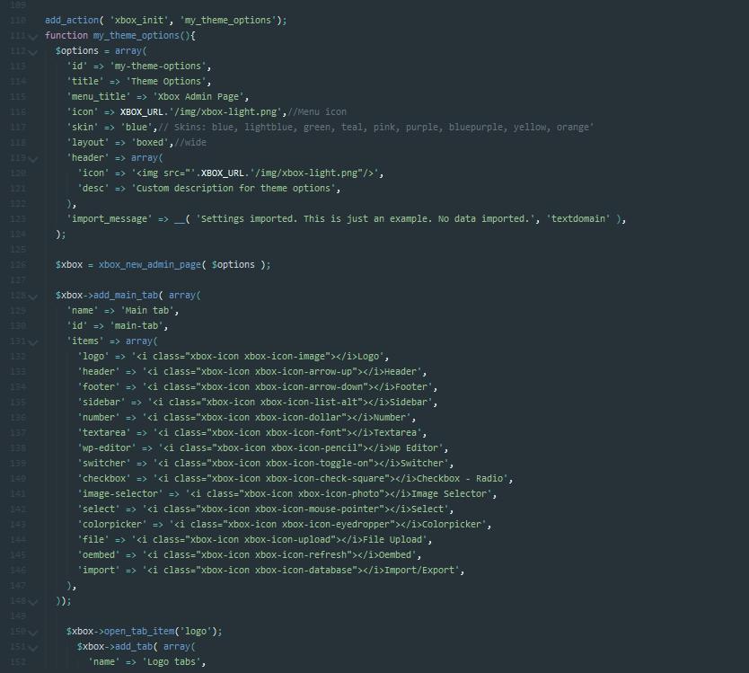 Xbox Framework - Create Meta boxes, Theme Options & Admin Pages ...