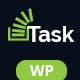 Task - Business & Corporate WordPress Theme! Nulled