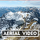 Aerial Revealing Shot of Swiss Mountain Lake - VideoHive Item for Sale
