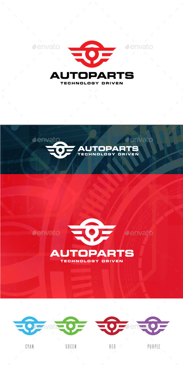 Automotive Logo Template - Symbols Logo Templates