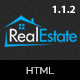 RealEstast - Real Estate HTML Template Nulled