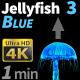 Jellyfish Blue 3 - VideoHive Item for Sale