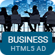 Business | HTML5 Animated Google Banner