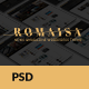 Romaisa News & Magazine PSD Template - ThemeForest Item for Sale