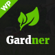 Gardener - Gardening, Lawn and Landscaping WordPress Theme Nulled