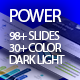 Power presentation template - GraphicRiver Item for Sale