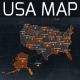USA Map - VideoHive Item for Sale